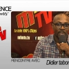 Didier Tabor de MFM TV en interview