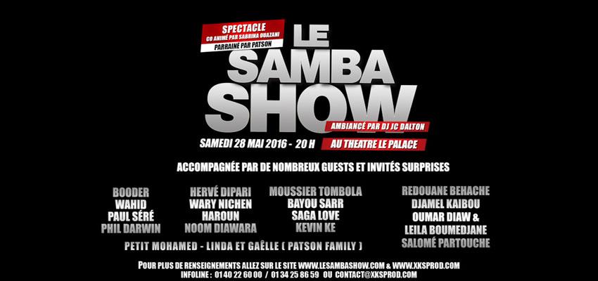 Le Samba Show